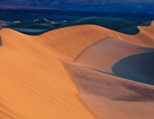 Death Valley …..