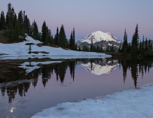 Mt. Rainier …7 Days in the Park